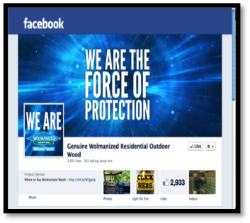 Facebook We Are the Force of Protection